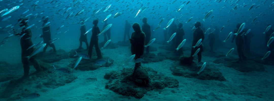 Underwater Museum Lanzarote